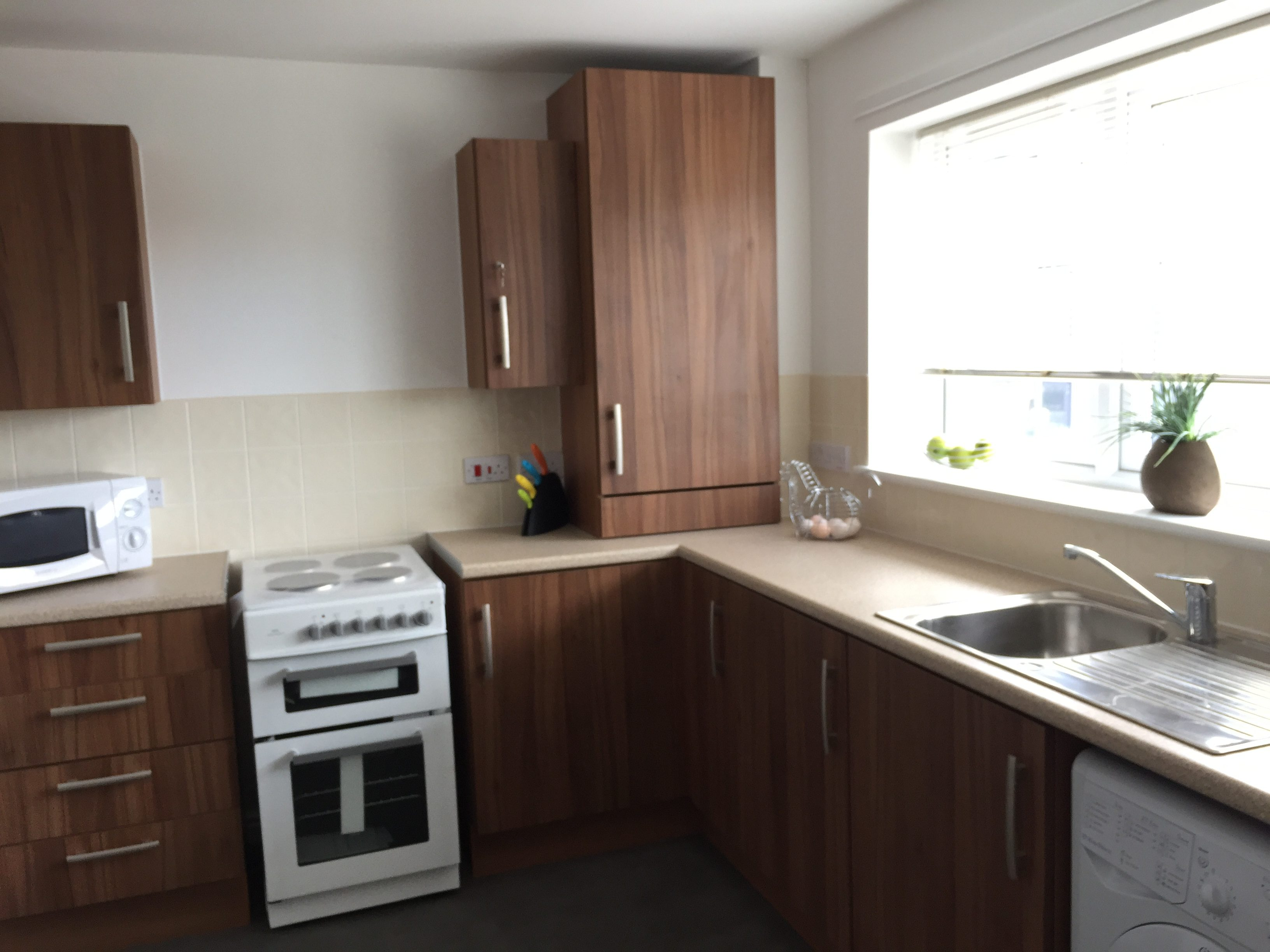 Accommodation Middlesbrough Kitchen 1