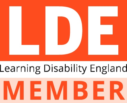 Learning Disability England Logo